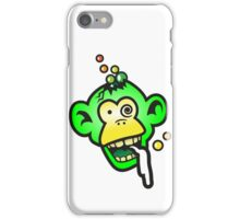 Toxic Monkey Bar iPhone Case/Skin