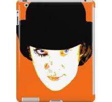 Alex DeLarge iPad Case/Skin