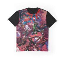 Spider Verse Graphic Tee Graphic T-Shirt