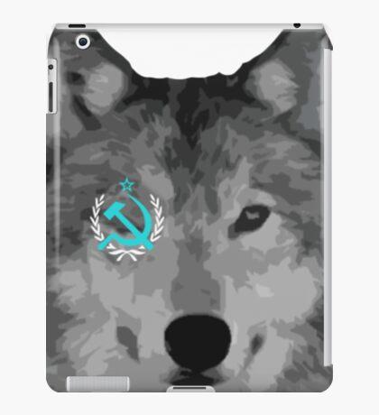 Soviet Dog Transparent iPad Case/Skin