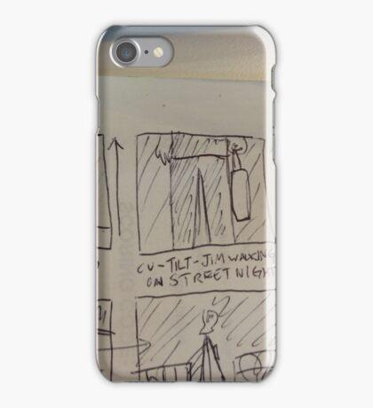 Storyboard iPhone Case/Skin