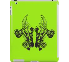 Roller Derby Skates With Wings iPad Case/Skin