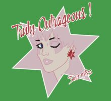 Truly Outrageous ! Since 1985 One Piece - Short Sleeve