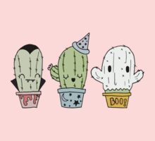 Cactus Costume Party Kids Tee