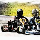 Wingham Go Karts 05 by kevin chippindall