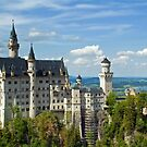 Neuschwanstein Castle, Bavaria, Germany by SusanAdey