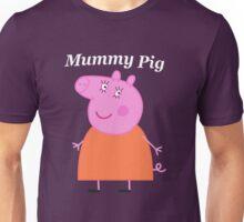 Mummy Pig Unisex T-Shirt
