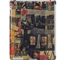 A Walk in the City, a Walk on the Wild Side iPad Case/Skin