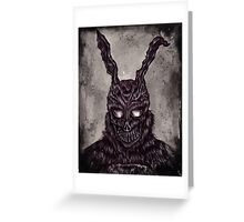 donnie darko Greeting Card