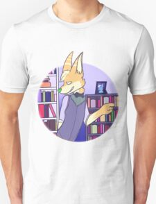 theres the door Unisex T-Shirt