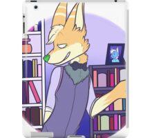 theres the door iPad Case/Skin