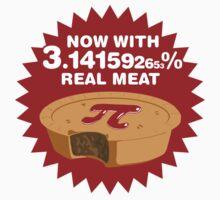 Pi on Pie by caravantshirts