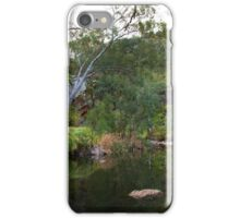 Onkaparinga River - Adelaide. S.A iPhone Case/Skin