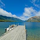 Lake Rotiti, New Zealand by SusanAdey