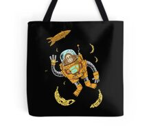 space chimp Tote Bag