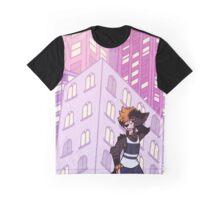 My city Graphic T-Shirt