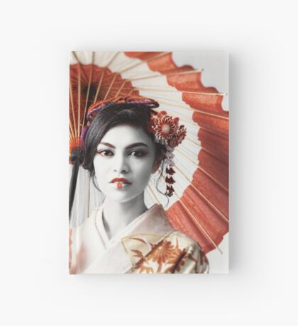 Geisha Hardcover Journal