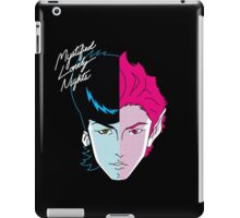 Mystified Lonely Nights iPad Case/Skin