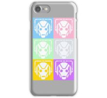 Doctor Who Cyberman iPhone Case/Skin