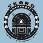 Dalek College by caravantshirts