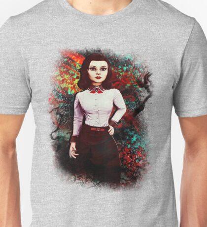 Bioshock Infinite Elizabeth #2 Unisex T-Shirt