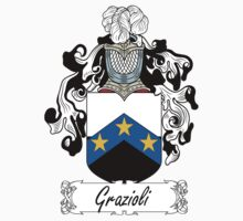 Grazioli Coat of Arms (di Toscana) by coatsofarms