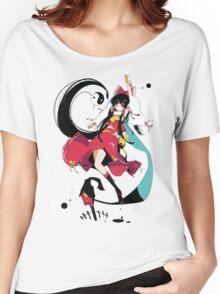Touhou - Reimu Hakurei Women's Relaxed Fit T-Shirt