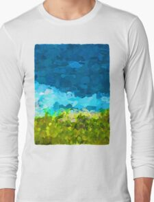 Water on the Rocks 2 Long Sleeve T-Shirt