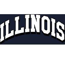 Illinois Classic IL Photographic Print