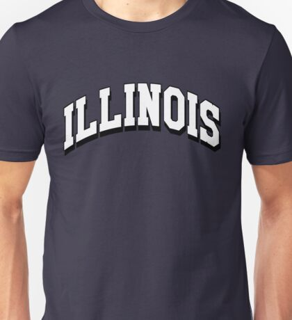 Illinois Classic IL Unisex T-Shirt