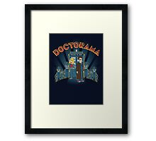 Doctorama Framed Print