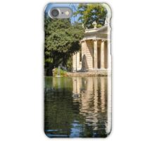 Rome - Temple of Aesculapius iPhone Case/Skin