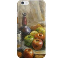 Wine and Cider iPhone Case/Skin