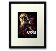 Tomb Raider Framed Print