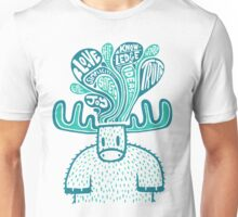 Musings of the Moose Unisex T-Shirt