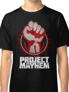 Fight Club Project Mayhem Design Classic T-Shirt