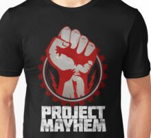 Fight Club Project Mayhem Design Unisex T-Shirt