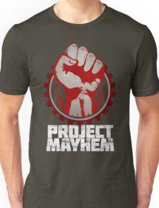 Fight Club Project Mayhem Design Unisex T-Shirt