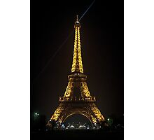 Tour Eifel Photographic Print