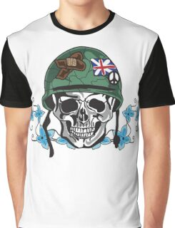War and Peace Graphic T-Shirt