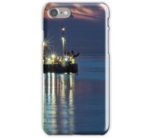 Suction dredger iPhone Case/Skin