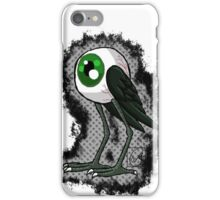 That's not a crow... iPhone Case/Skin