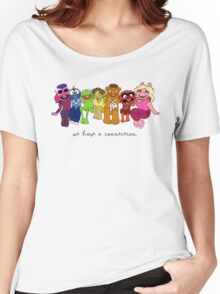 We Have A Connection Women's Relaxed Fit T-Shirt
