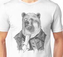 Reginald. B. Bearsworth (A Gentleman Bear) Unisex T-Shirt