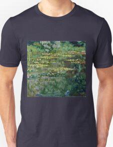 Claude Monet - Le Bassin des Nympheas (1904)  Unisex T-Shirt