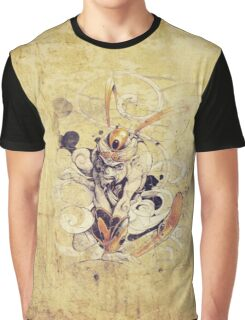 Rusty Wukong Graphic T-Shirt