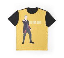 Doctor Who No. 13 Peter Capaldi - T-shirt Graphic T-Shirt