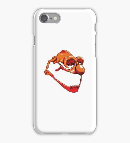 Argema - Animal Skull Muppet iPhone Case/Skin