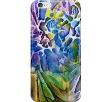 Flowering Crevice Imprint iPhone Case/Skin