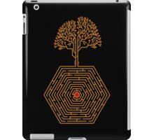 Tree Maze iPad Case/Skin